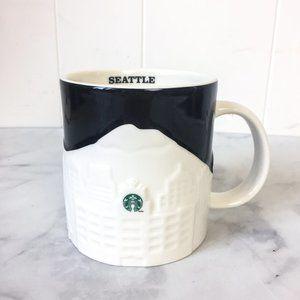Starbucks 3D Seattle Mug 2012